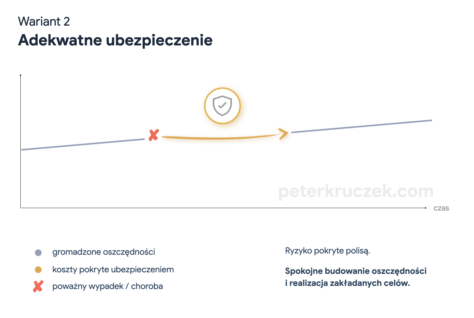 Ryzyko ubezpieczeniowe - Piotr Kruczek